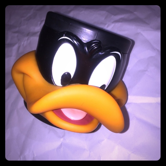 Looney tunes Daffy Duck cup
